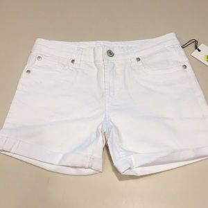 7 For All of Mankind jean shorts size 14, New